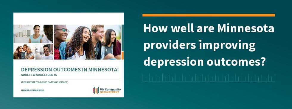 2020 Depression Report Graphic